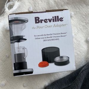 Breville pour over adapter